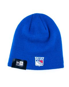 New Era Wintermütze New York Rangers
