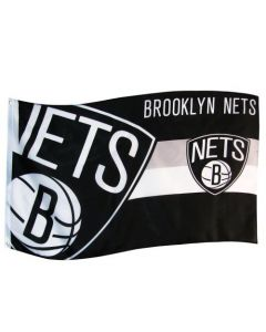 Brooklyn Nets Fahne Flagge