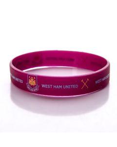 West Ham United silikonska narukvica