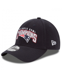 New Era 39THIRTY kapa New England Patriots Superbowl Champions 2015