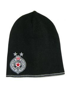 FK Partizan obojestranska zimska kapa