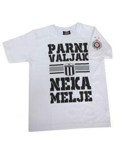 FK Partizan otroška majica