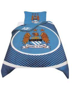 Manchester City obostrana posteljina 135x200