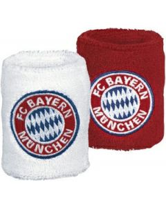 Bayern Schweissband Pulswärmer