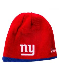 New Era Wende Wintermütze New York Giants