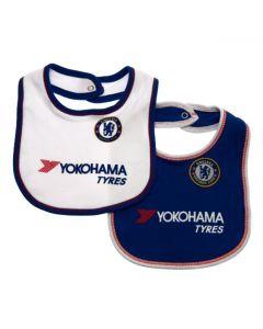 Chelsea 2x Lätzchen