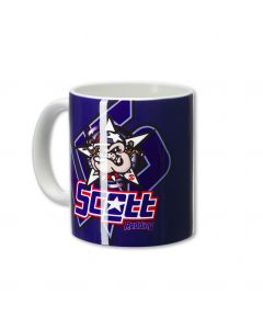 Scott Redding SR45 Tasse