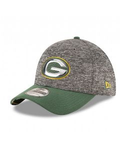 New Era 39THIRTY Draft Mütze Green Bay Packers