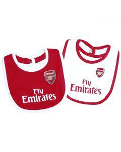 Arsenal 2x Lätzchen