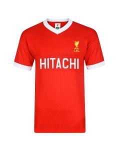 Liverpool Hitachi 1978 retro majica