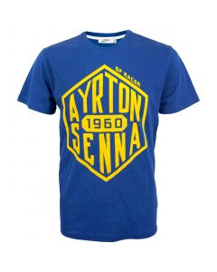 Ayrton Senna Cube T-Shirt