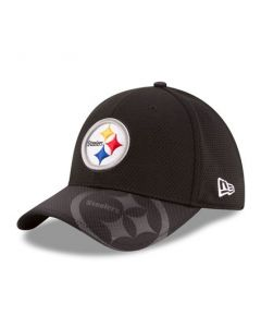 New Era 39THIRTY SIDELINE kapa Pittsburg Steelers