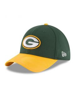 New Era 39THIRTY SIDELINE Mütze Green Bay Packers