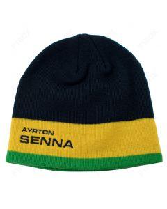 Ayrton Senna Wintermütze