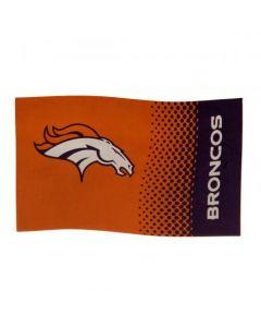 Denver Broncos Fahne Flagge 152x91