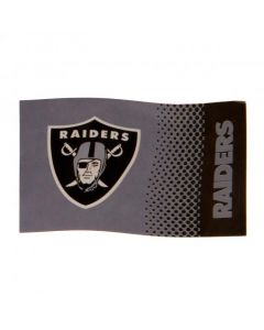 Oakland Raiders zastava 152x91