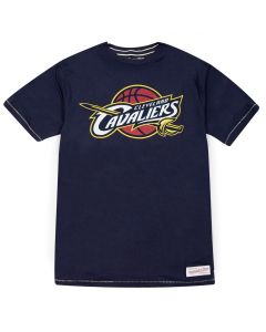 Cleveland Cavaliers Mitchell & Ness Team Logo Tailored majica