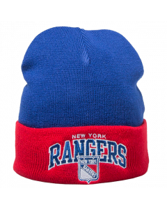New York Rangers Mitchell & Ness Wintermütze