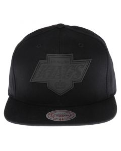 Los Angeles Kings Mitchell & Ness Hot Stamp Snapback kačket
