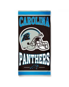 Carolina Panthers Badetuch