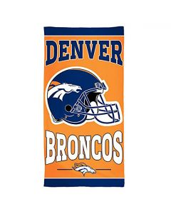 Denver Broncos Badetuch