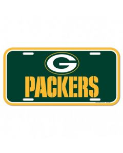 Green Bay Packers avto tablica