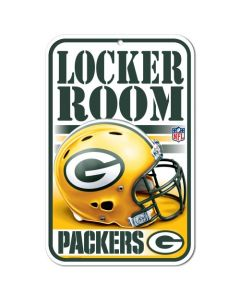 "Green Bay Packers tabla ""Locker Room"""