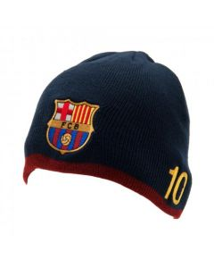 FC Barcelona Messi zimska kapa