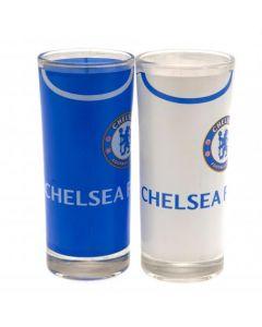 Chelsea 2x Trinkglas