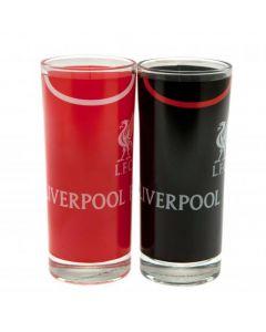 Liverpool 2x Trinkglas