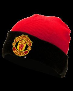 Manchester United Kinder Wintermütze