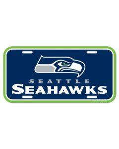 Seattle Seahawks avto tablica