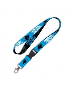 Carolina Panthers Schlüsselhalsband