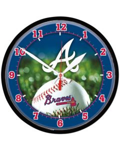 Atlanta Braves Wanduhr