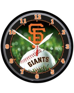 San Francisco Giant Wanduhr