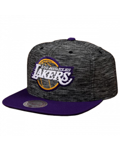 Los Angeles Lakers Mitchell & Ness Prime Knit kapa