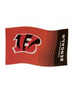 Cincinnati Bengals Fahne Flagge 152x91