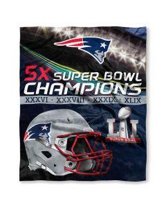 New England Patriots Decke Super Bowl LI Champions