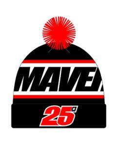 Maverick Vinales MV25 Wintermütze