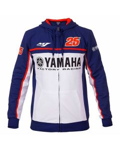 Maverick Vinales MV25 Yamaha Kapuzenjacke