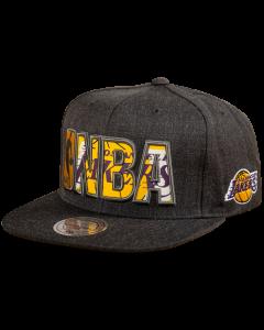 Mitchell & Ness Insider Reflective kapa Los Angeles Lakers