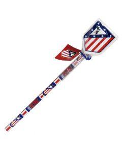 Atlético de Madrid svinčnik z radirko