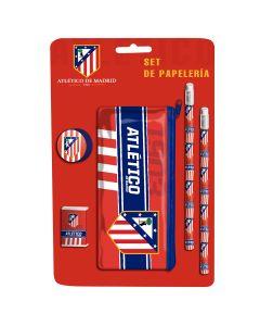 Atlético de Madrid set šolskih potrebščin (5 delni)