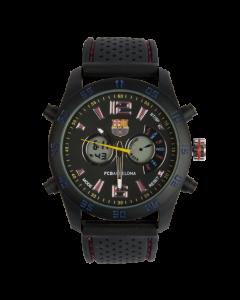 FC Barcelona Armbanduhr blau