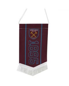 West Ham United kleine Fahne