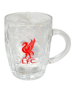 Liverpool staklena krigla