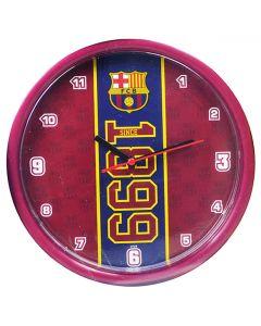FC Barcelona Wanduhr