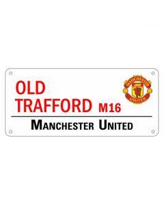 Manchester United Schild