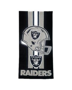 Oakland Raiders Badetuch