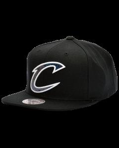 Cleveland Cavaliers Mitchell & Ness Dark Hologram kapa